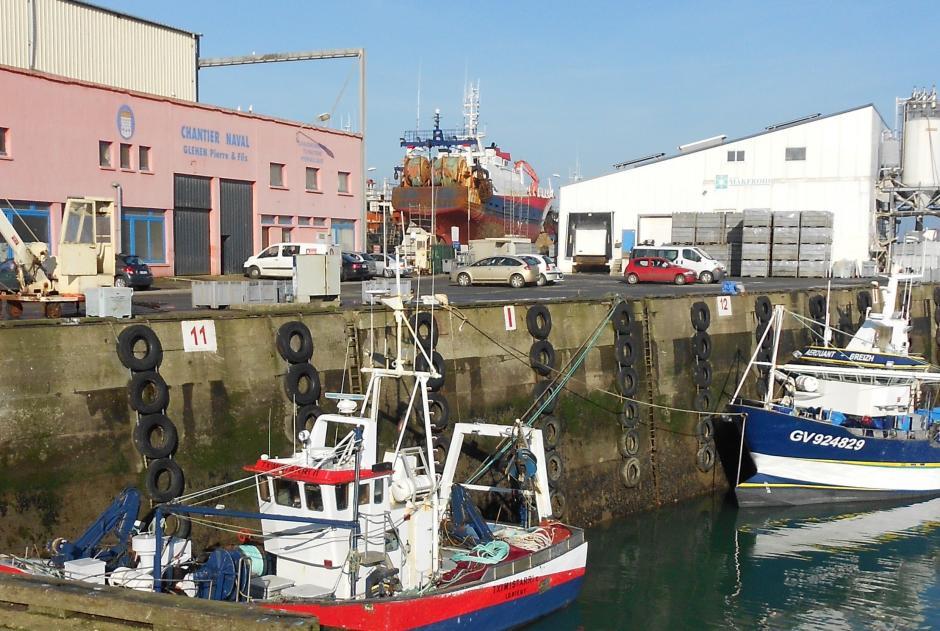 Ports en Finistère: Réflexions et propositions de la commission maritime PCF 29