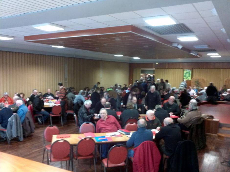36ème Congrès Départemental,  26 et 27 janvier 2013 à Châteauneuf-du-Faou